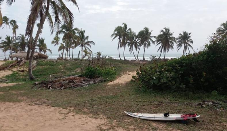кайт в Доминикане